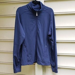 Navy Lululemon Active Jacket Size XL